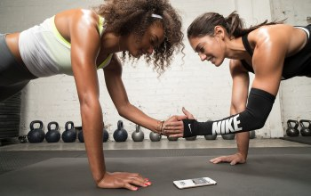 Women,workout,nike