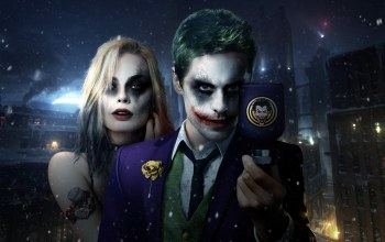 dc comics,joker,margot robbie,jared leto,suicide squad
