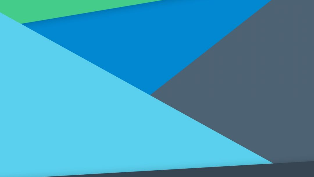 lollipop,blue,line,triangles,design,Android 5.0