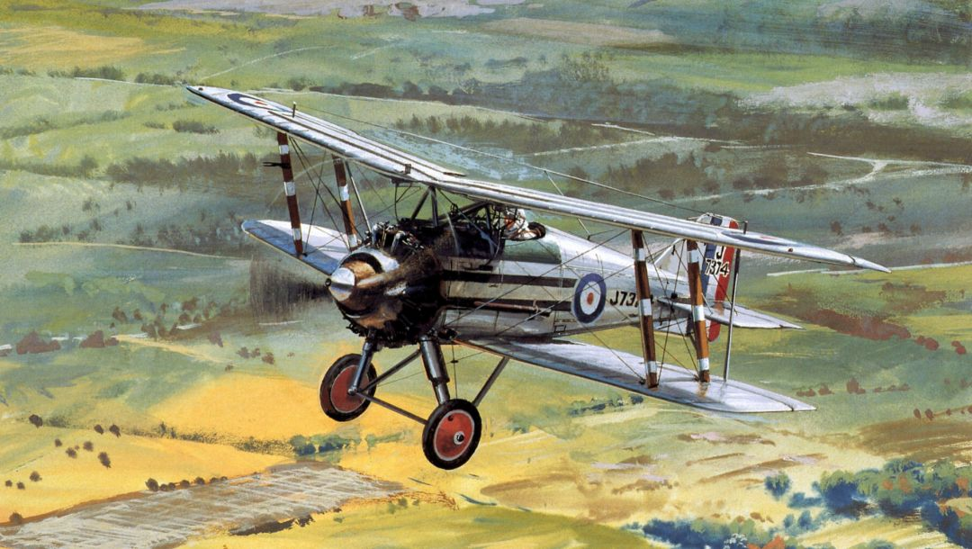 biplane,Gloster grebe,engine,aircraft,wheels