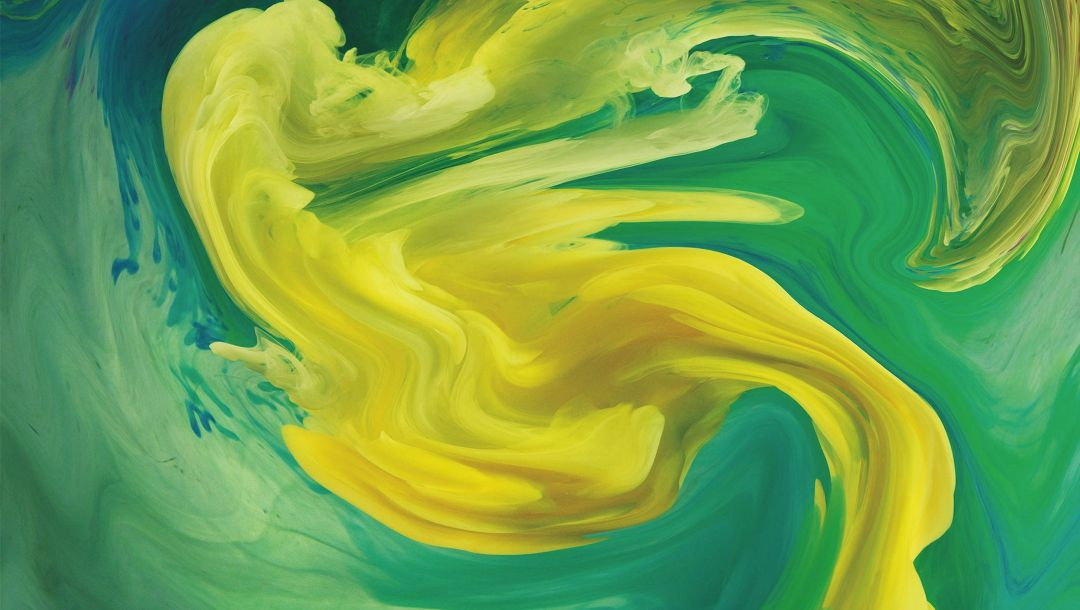 two,astraction,colors,yellow,stock,wallpaper,lime,Oneplus,line