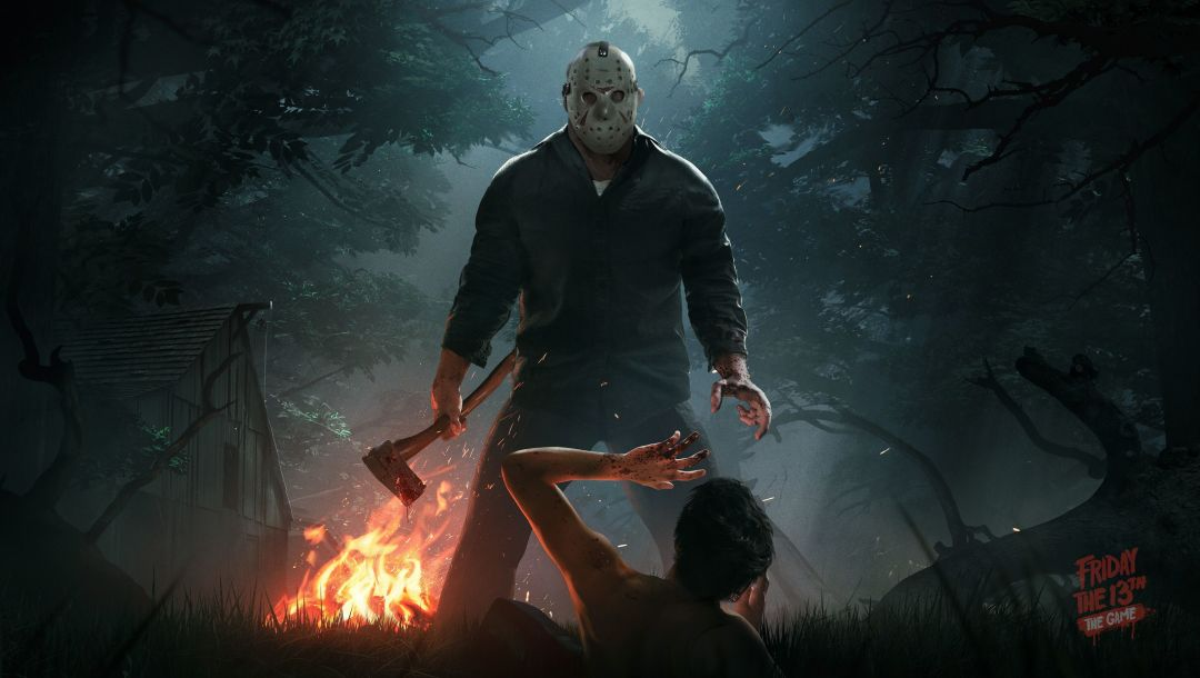 Jason,маска,Friday the 13th: the game,джейсон,gun media,пятница 13