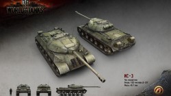 World of tanks,wargaming.net,рендер,ис-3,Танк,ссср,wot,танки