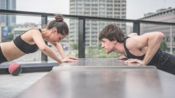 workout,man,woman,Fitness,cooperative