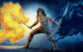 Prince of persia: the shadow and the flame,страник,принц,ios
