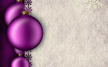 decoration,Purple,balls,christmas,рождество,paper