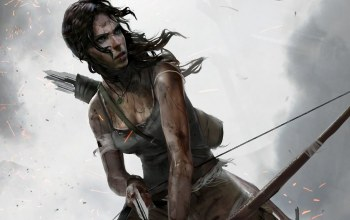 Tomb raider: definitive edition,лара крофт,лук