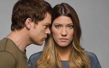 dexter,jennifer carpenter,декстер,michael c. hall,дженнифер карпентер