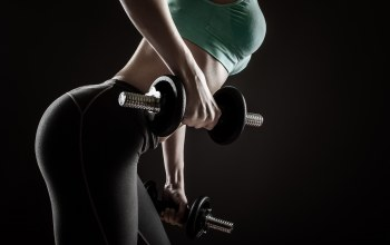 dumbbells,workout,pose,sexy