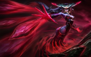 bloodstone,Lissandra,ice witch,league of legends