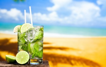 cocktail,коктейль,lime,мохито,Mojito,beach,tropical,sand,drink