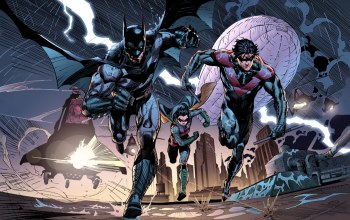 dc comics,nightwing