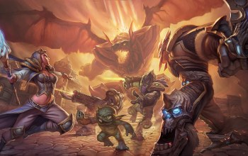 murky,jaina proudmoore,warcraft,zaratul,jim raynor,starcraft,heroes of the storm