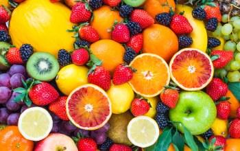 фрукты,fruits,berries
