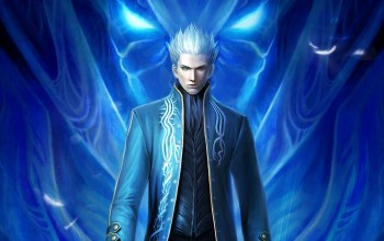 вергилий,special edition,Devil may cry 3,devil trigger,dmc,vergil
