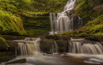 england,йоркшир-дейлс,yorkshire dales national park,Scaleber force falls