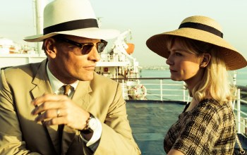 The two faces of january,Kirsten dunst,viggo mortensen,два лика января