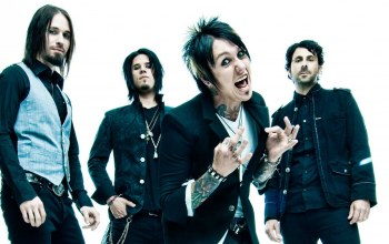 Jacoby shaddix,papa roach,rock,alternative rock