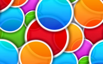 colors,Abstract,colorful,абстракция,circle,background