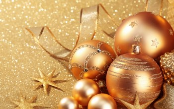 рождество,christmas,decoration,golden,balls