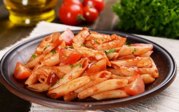 Pasta,Tomato,mushrooms,food,томат,Грибы