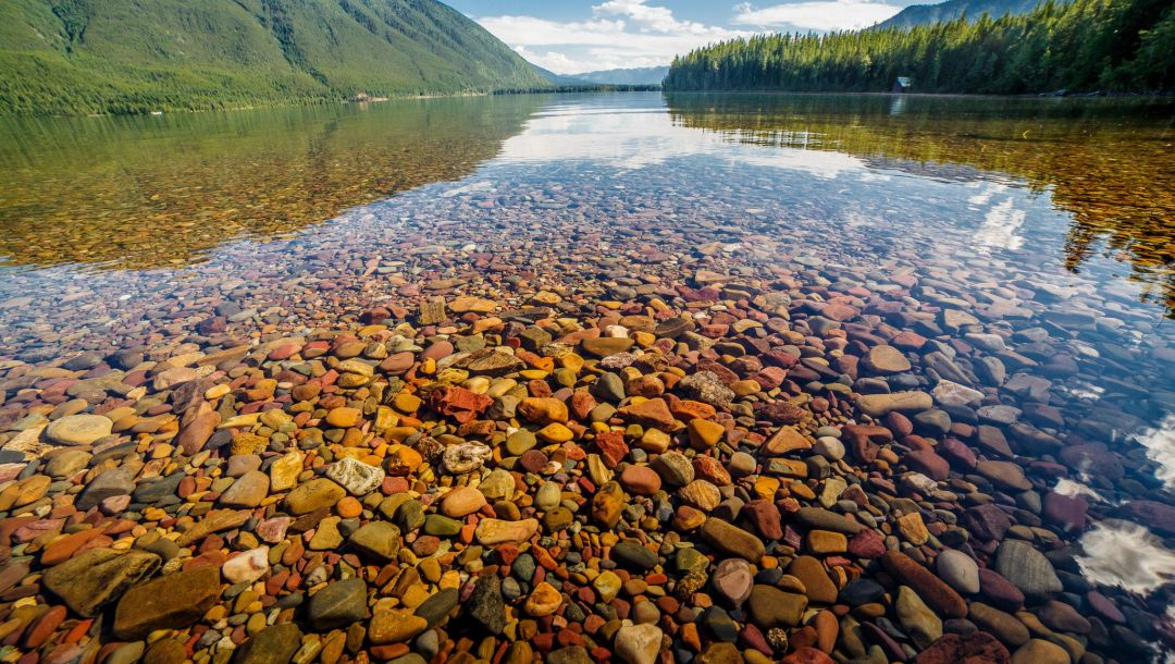 Glacier national park,landscape,lake mcdonald