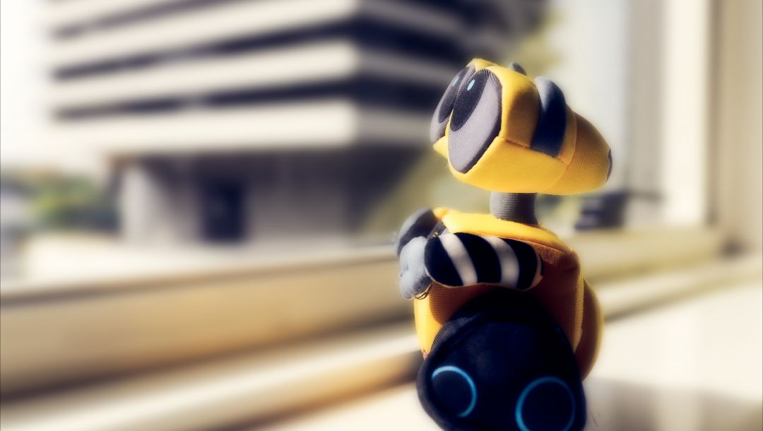 Wall-e,мягкая,Валли