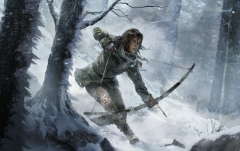 Rise of the: tomb raider,лук,лара крофт