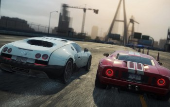 спорткары,bugatti veyron 16.4 super sport,Need for speed most wanted 2,ford gt