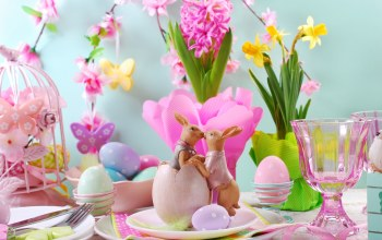 цветы,Easter,Весна,spring,happy,decoration,eggs,яйца