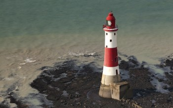 england,Beachy head lighthouse