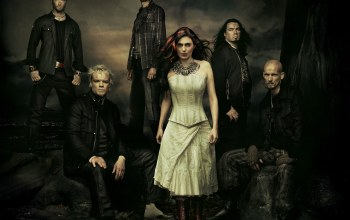 within temptation,the heart of everything,gothic,sharon den adel,symphonic