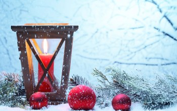 winter,christmas,light,lantern,xmas,decoration,candle,Merry,snow