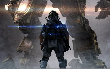 electronic arts,солдат,respawn entertainment,Titanfall