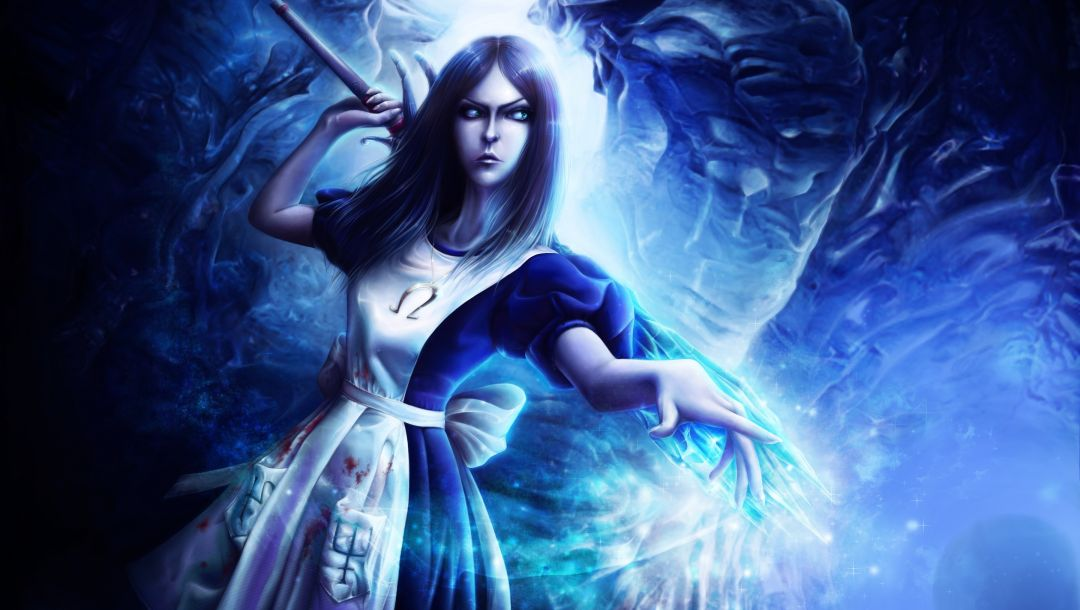 alice madness returns,жезл
