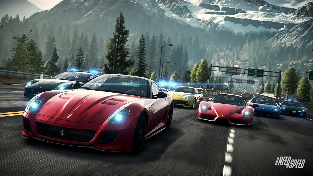 Race,Need for speed : rivals,599 gto,group,458 italia