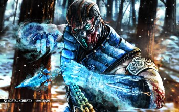 Mortal kombat x,fighting