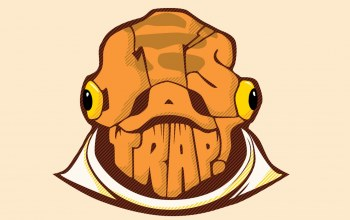 Its a trap,vector,admiral ackbar