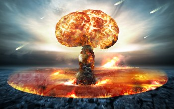 nuclear attack,Energy,Nuclear bomb,Explosion,destruction