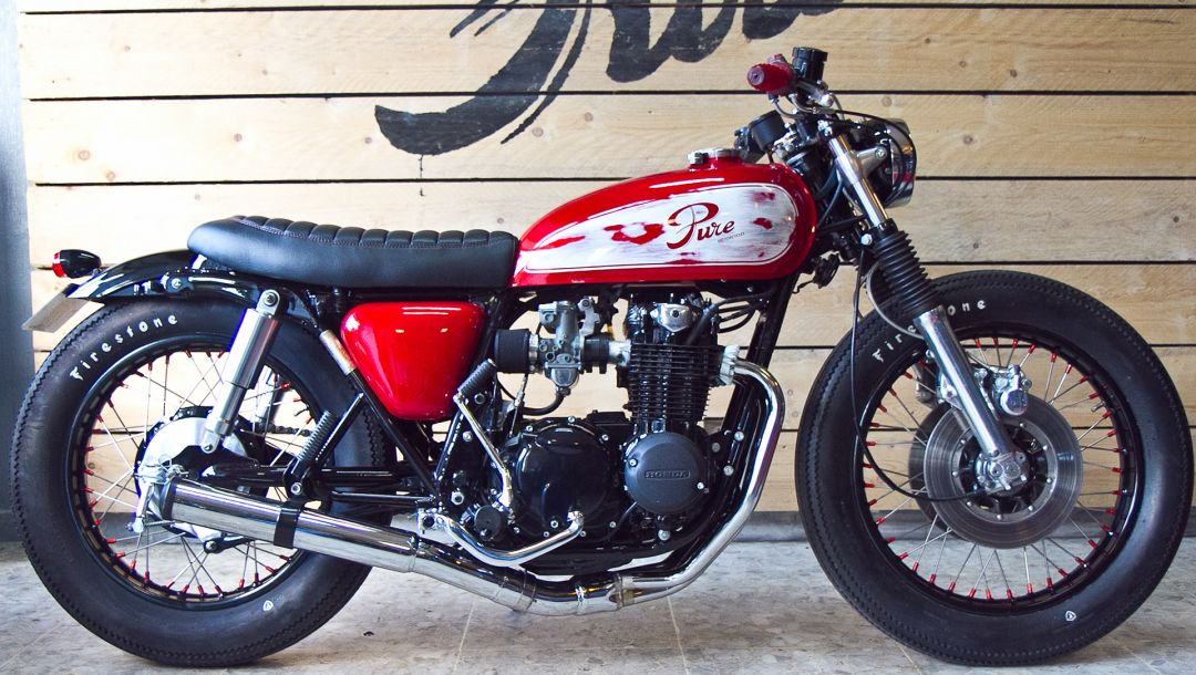 motorcycle,cafe racer