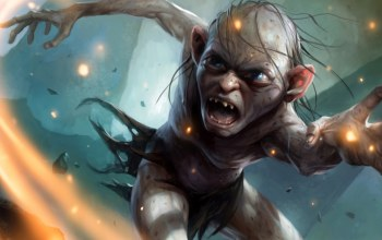 стражи средиземье,smeagol,Guardians of middle earth