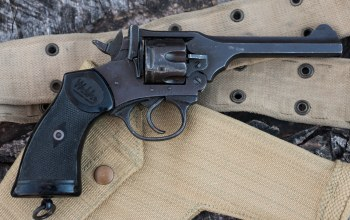 mark iv,1944,Webley,Револьвер