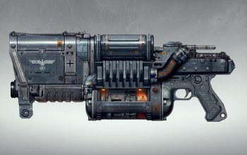 Wolfenstein,design,weapons,heavy weapons fire
