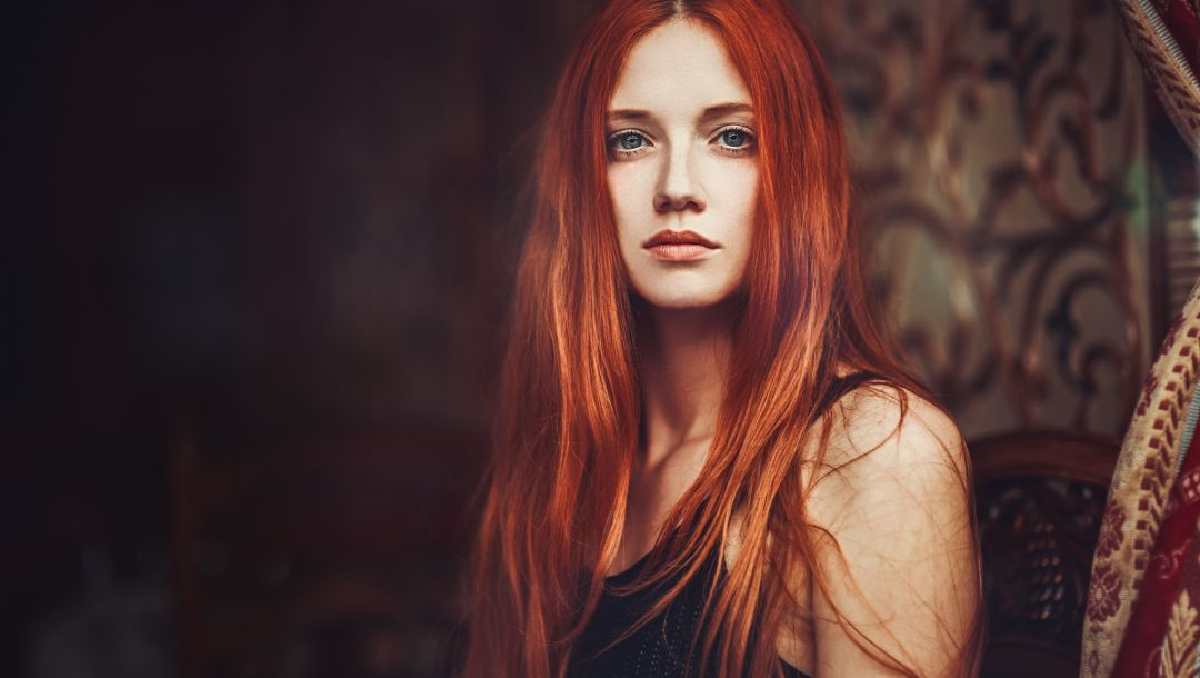 lips,Red,eyes,great,hair,view,another,portait,beauty