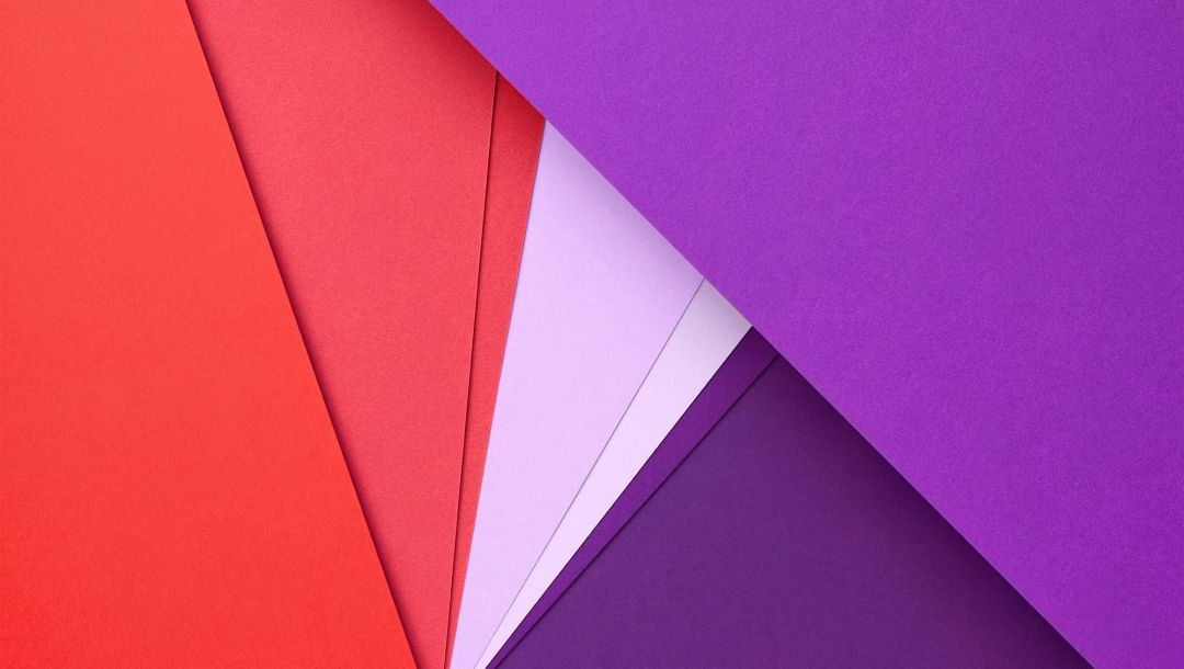 lines,Android 5.0,circles,Red,design,lollipop,angles,lilac,triangles