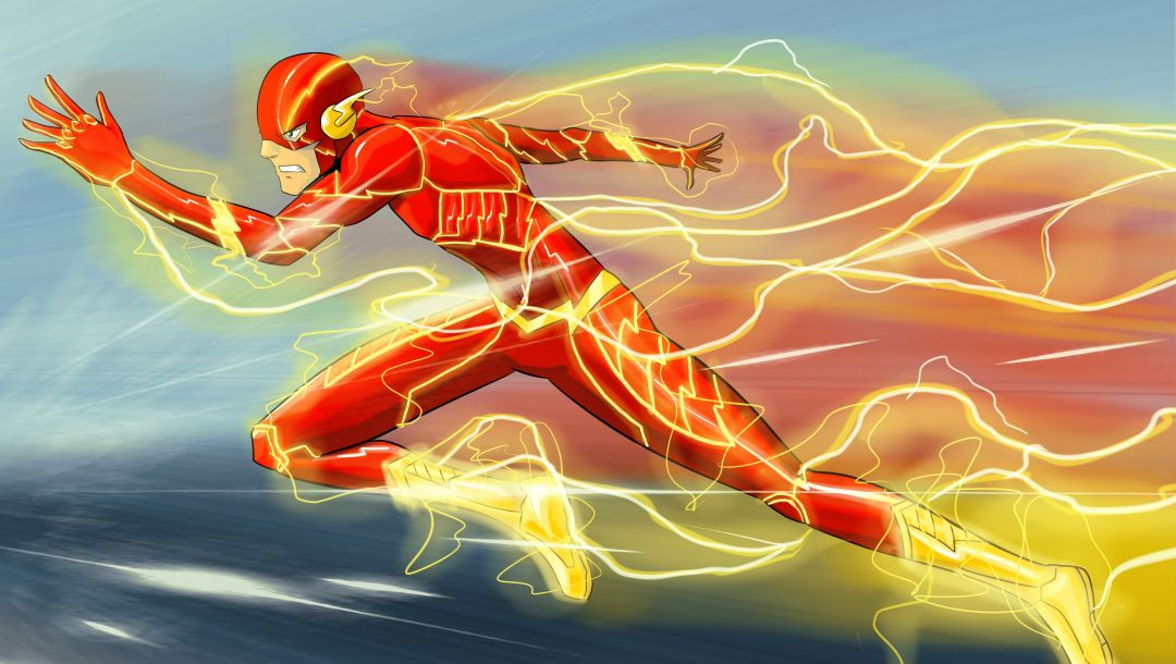 dc comics,Flash