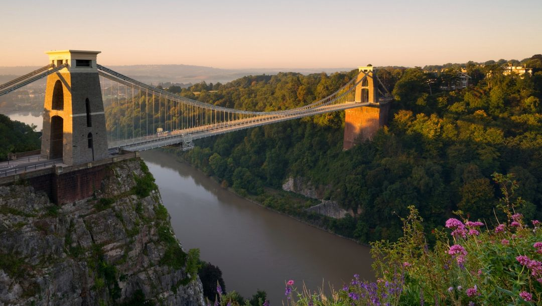 bristol,clifton,england,avon gorge,river avon,Clifton suspension bridge