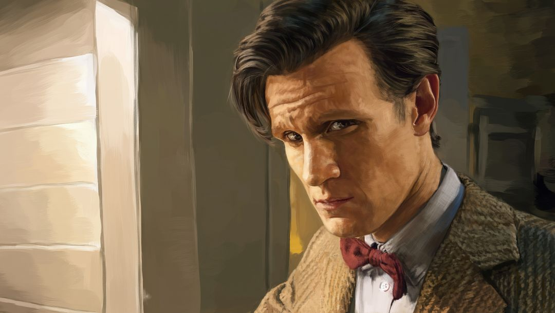 doctor who eleventh doctor matt smith wallpaper hd tv - 1080×610
