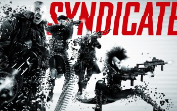 Syndicate,шутер,синдикат,starbreeze studios