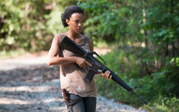 эпизод-2,Sonequa martin-green,сезон-5,the walking dead